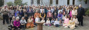Monastic Visit - February 2017
