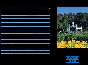Spring Events Brochure